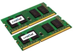 Crucial Mémoire RAM - 16 GB (4GB x 4)