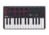 vends mini clavier midi Akai MPK Mini MK2 WHITE (état neuf)