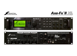 The Fractal Audio Axe-FX II goes XL