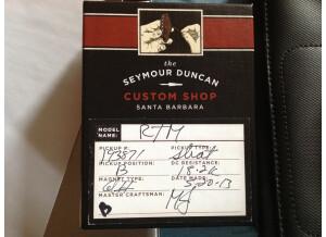 Seymour Duncan Custom Shop RPM Strat
