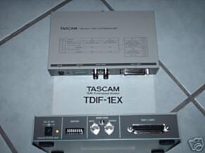 Tascam TDIF-1EX