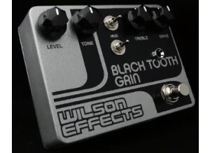 Wilson Effects Black Tooth Grin
