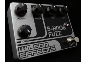 Wilson Effects 5 Knob Fuzz