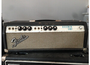 Fender Bassman 50 (Silverface)