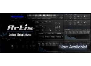 Kurzweil Artis Desktop Editor