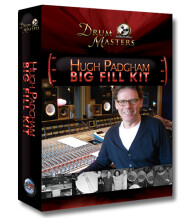 Sonic Reality Hugh Padgham Big Fill Kit