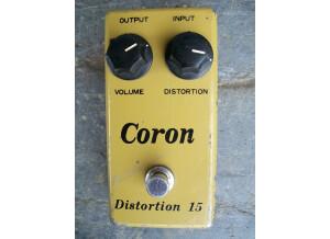 Coron Distortion 15