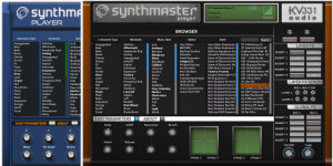 KV331 Audio SynthMaster Player