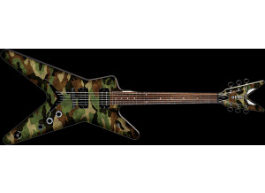 Dean Guitars Dimebag Camo ML