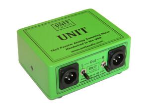 Unit Audio New Unit Panning 16 x 2 Analog Summing Mixer