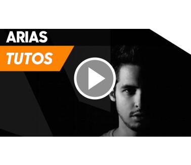 MJ Tutoriels Arias - Studio Rendez-Vous