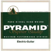 Pyramid Strings Pure Nickel
