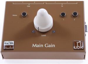 Kush Audio Main Gain