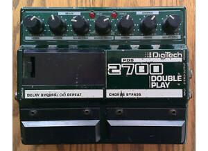 DigiTech PDS 2700 Double Play
