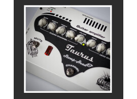[Musikmesse] Taurus introduces the Stomp Head 2