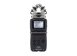 [Musikmesse] New Zoom H5 pocket recorder
