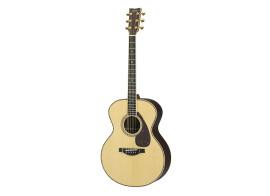 [NAMM]Yamaha introduces 16 new L Series guitars
