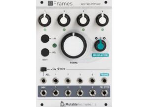 Mutable Instruments Frames keyframer/mixer