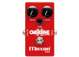 The Maxon OD-808X Overdrive Extreme released