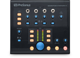 PreSonus introduced the Monitor Station 2