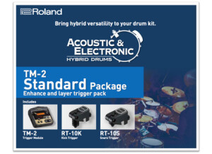 Roland TM-2 Standard Package