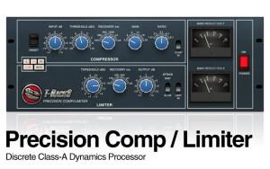 IK Multimedia Precision Comp/Limiter