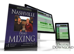 Multi-Platinum Nashville Demo Mixing Vol. 1