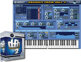 EastWest Drumkit From Hell 2