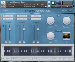 Hybrid Samples Hybrid Grooves