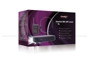 Prodipe Headset 100 UHF Lanen