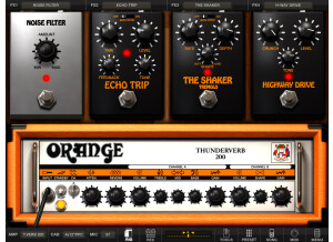 IK Multimedia AmpliTube Orange App