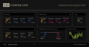 123creative Multiband Noisegate NX3
