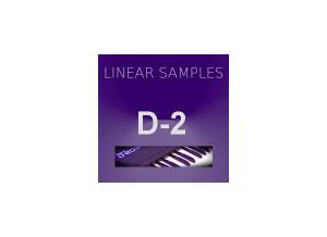 Linear Samples D-2