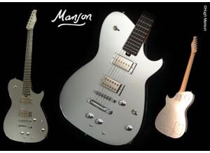 Manson Guitars Mirror (/Earls Court)
