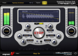 Vengeance Sound Vengeance Producer Suite - Tape Stop