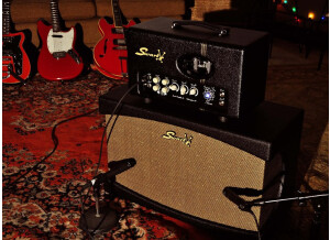 Swart Amplifier Co ST-Stereo Head & 2x12 Stereo Cabinet
