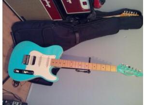 Saint Blues Bluescaster IV