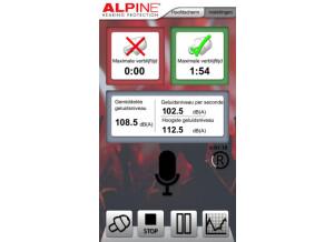 Alpine Hearing Protection MusicSafeCheck