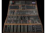 [AES][VIDEO] Moog Emerson modular system