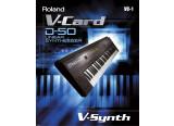Vds carte Roland VC-1 (sons D50) pour V-synth