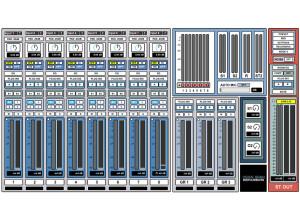 Digital Brain Instruments BCast Mixer