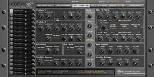 Mystery Islands Music Access Virus|HC AudioUnit & VSTi Librarian Editor Plug-in