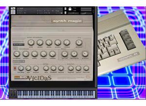 Synth Magic SID Vicious