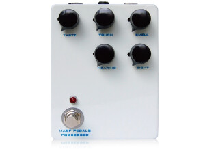 M.A.S.F. Pedals Possessed