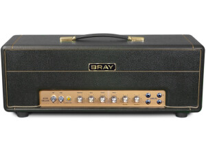 David Bray Amps JTM 45/50