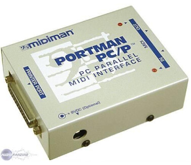 M-Audio PortMan Pc/p