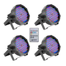 Cameo FLAT PAR CAN RGB 10 IR SET