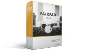 XLN Audio AD2 ADpak Fairfax Vol. 1