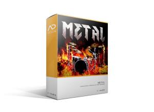 XLN Audio AD2 ADpak Metal