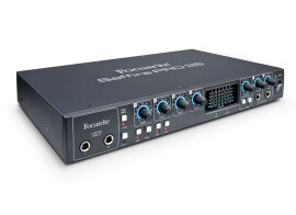 The Saffire interfaces compatible with Thunderbolt